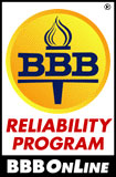Better Business Bureau Reliability Program